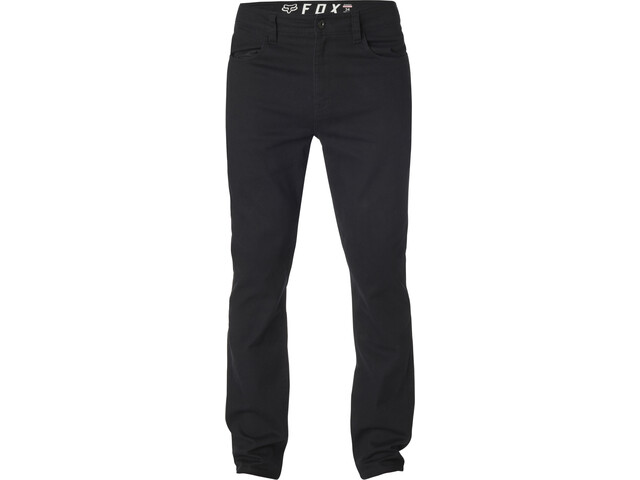 Fox Dagger Skinny Chino Pants Herren black